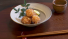 香りと味が最大限に楽しめます!鮭と松茸はさみ焼き