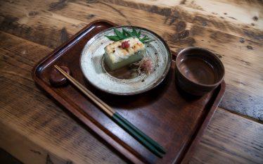 夏野菜と夏魚のコラボ 焼き鱧の冬瓜寄せ