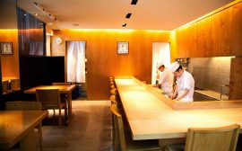 『分とく山』の総料理長・野﨑洋光が語る「和食とは?」