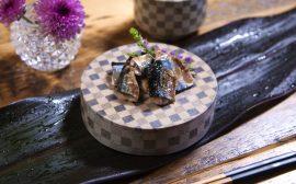 """秋の魚!サンマをまるっと使いましょう!秋刀魚の""""わた焼き"""""""