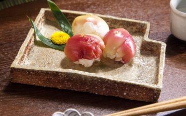 パリッとスッキリと美味しい!みょうが寿司