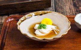 もっちりとした食感が美味しい!滝川豆腐