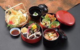 【可愛らしいお弁当で人気!「秋のかぐら」】