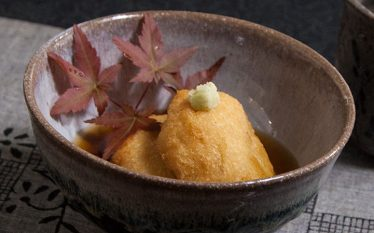 寒い日にぴったりのあったか料理 豆腐まんじゅう