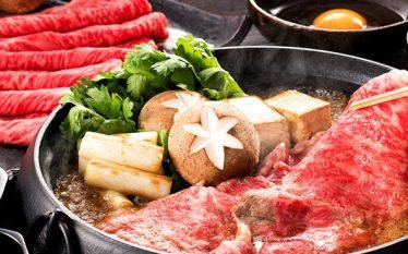 【料亭の味&極上の松阪牛に舌鼓! ミールキットですき焼きパーティー!!】