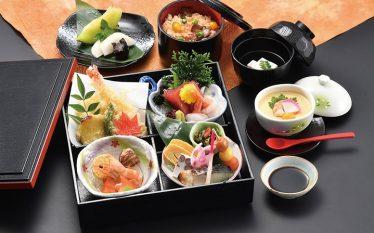 【こだわりの料理でおもてなし!「松華堂御膳」】