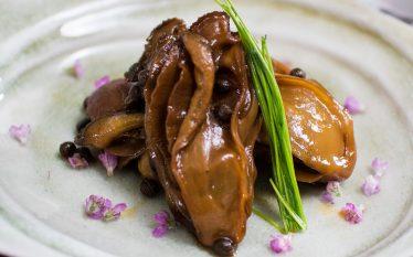 甘さと山椒の刺激が美味しい! 牡蠣(かき)の旨煮