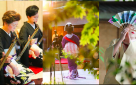 日本の伝統文化を堪能!「春の河文座」