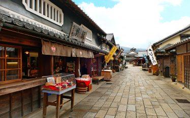 日本を旅する[三重県]おかげ横丁