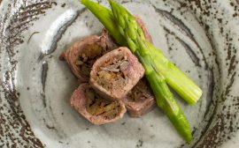根菜と肉の美味しい組み合わせ! ごぼうのきんぴら牛肉巻き
