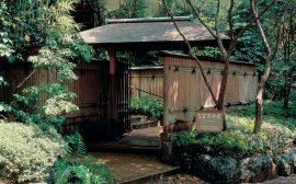【日本の料亭】なだ万本店 山茶花荘① 歴史ある料亭ともてなしの心