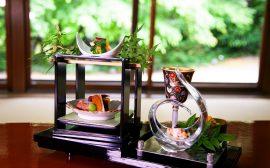【日本の料亭】なだ万本店 山茶花荘② 伝統を守りつつ進化し続ける料理