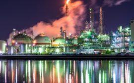 日本を旅する[三重]四日市市の工場夜景