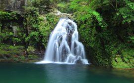 日本を旅する[三重]赤目四十八滝(あかめしじゅうはちたき)