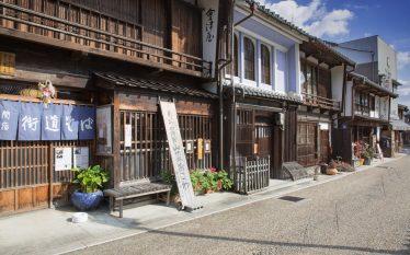 日本を旅する[三重]関宿(せきじゅく)